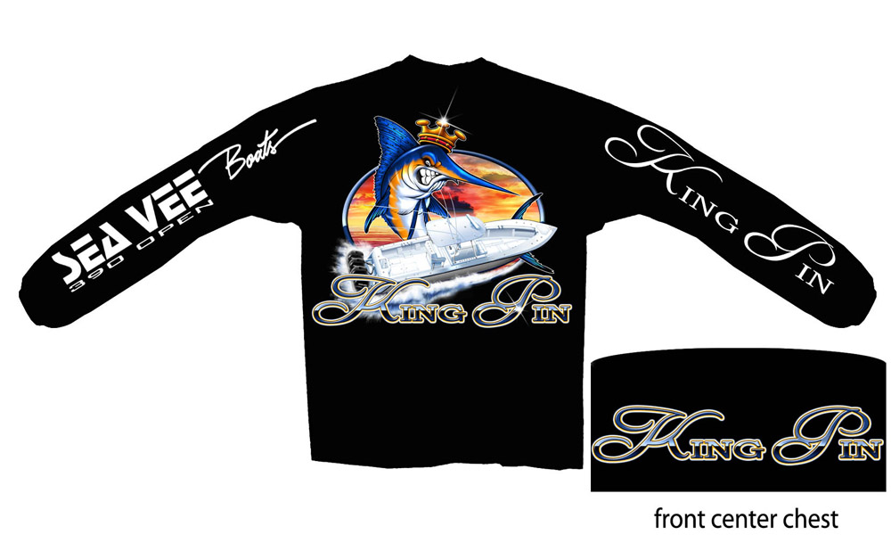 Design t shirt gallery joy studio design gallery best for Fishing team shirts
